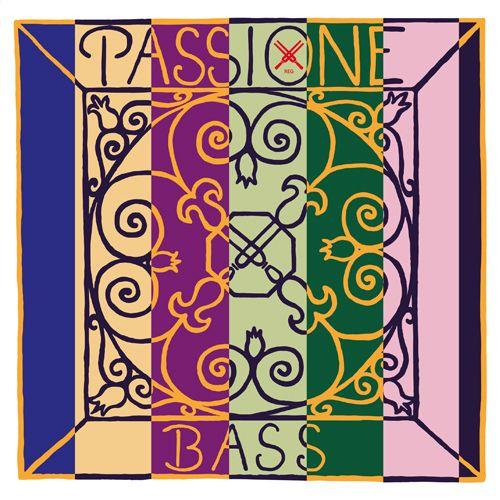 Kontrabass Passione Satz Solo