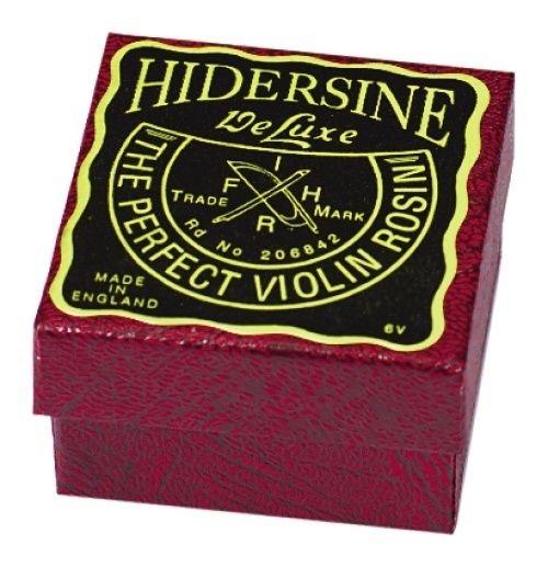Hidersine De Luxe Geigen Kolophonium dunkel