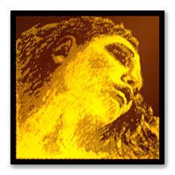 Evah Pirazzi Gold Geige A