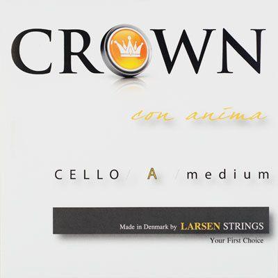 Crown Violoncello Saiten Satz