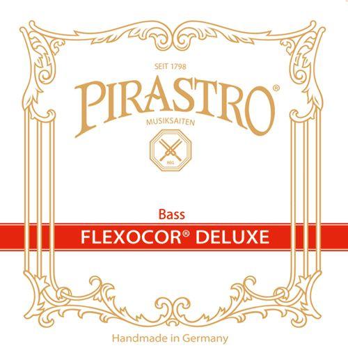 Pirastro Flexocor Deluxe Kontrabass Satz Solo