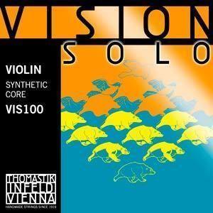 Thomastik Vision Solo Violine Satz mit D Alu