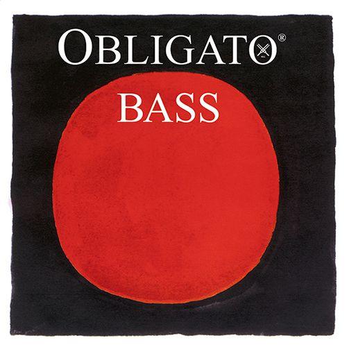 Kontrabass Obligato Satz Orchestra