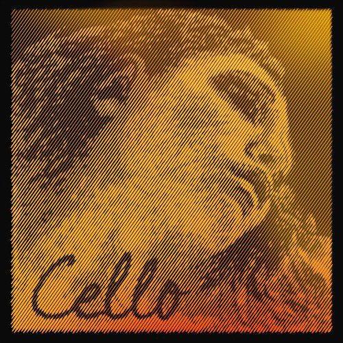 Evah Pirazzi Gold Violoncello C Saite