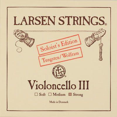 Larsen Violoncello G Wolfram Soloist 4/4