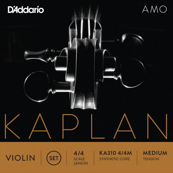D'Addario Kaplan Amo Violinen Saiten Satz