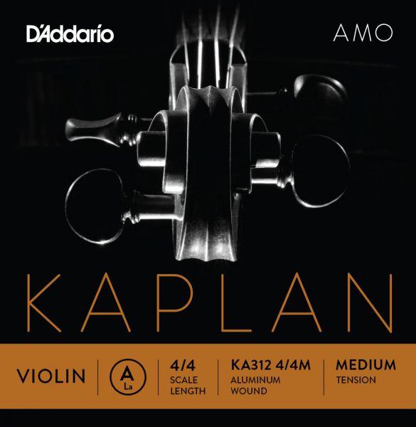 D'Addario Kaplan Amo Geigen A Saite