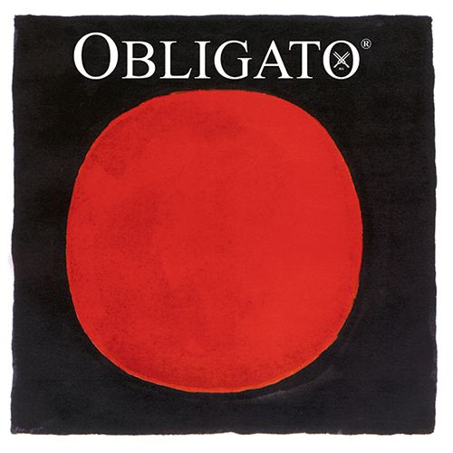 Pirastro Obligato Geige Satz mit E vergoldet