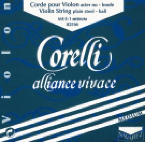 Corelli Alliance Vivace Violine Saiten Satz
