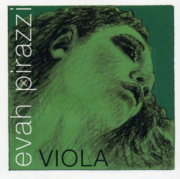 Pirastro Evah Pirazzi Viola Satz mit A Chromstahl
