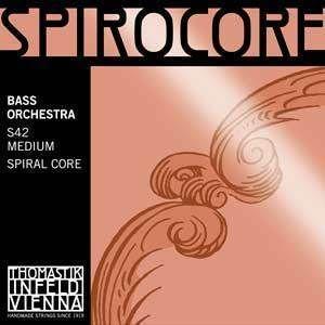 Thomastik Spirocore Kontrabass 4/4 Orchestra H₂ Saite