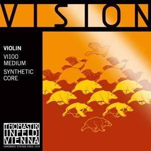 Thomastik Vision Violine E Stahl verzinnt