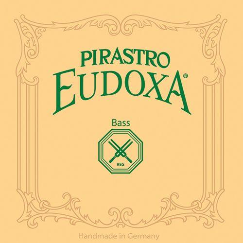 Kontrabass Eudoxa H5 Orchestra Darm/Silber