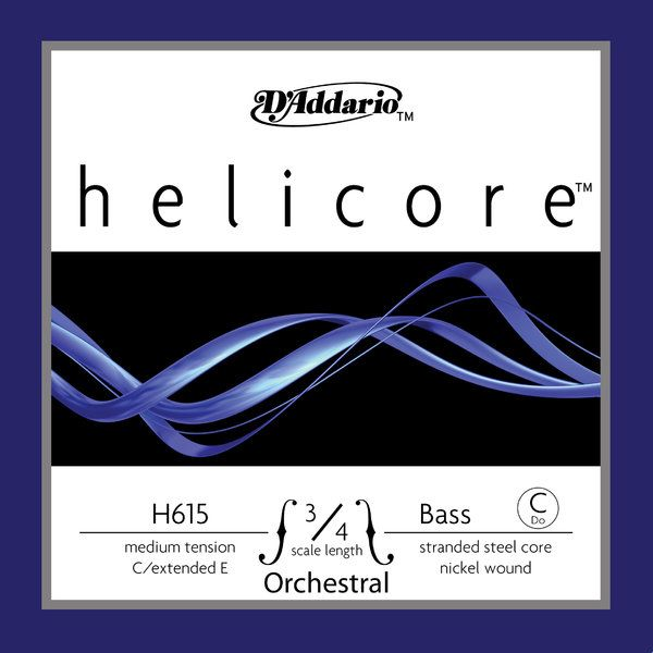 Helicore Orchestral Kontrabass C