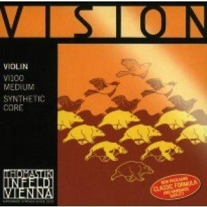Tomastik Vision Geige G Silber Saite