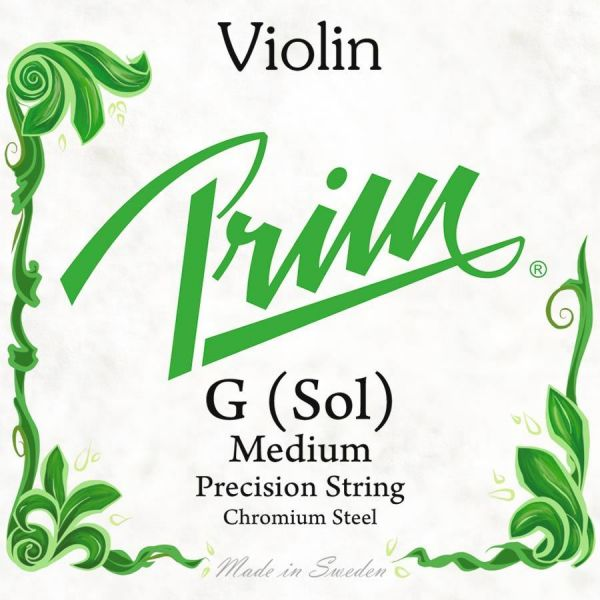 Prim Violine G Saite Chromstahl