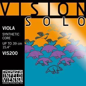 Thomastik Vision Solo Viola Satz