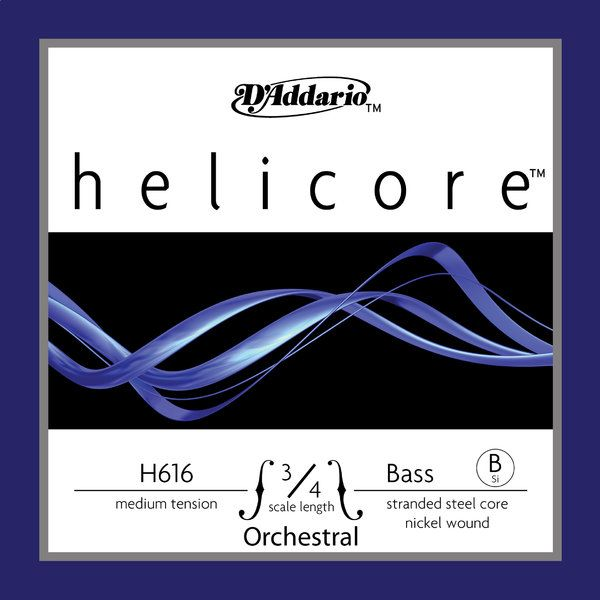 Helicore Orchestral Kontrabass tiefes B