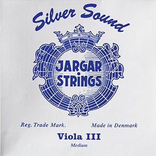Jargar Viola Saiten Satz Silber
