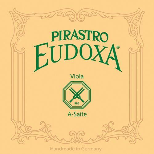Pirastro Eudoxa Steif Viola D Saite Darm/Alu
