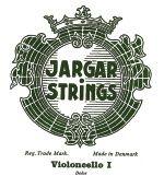Jargar Violoncello Satz Silber