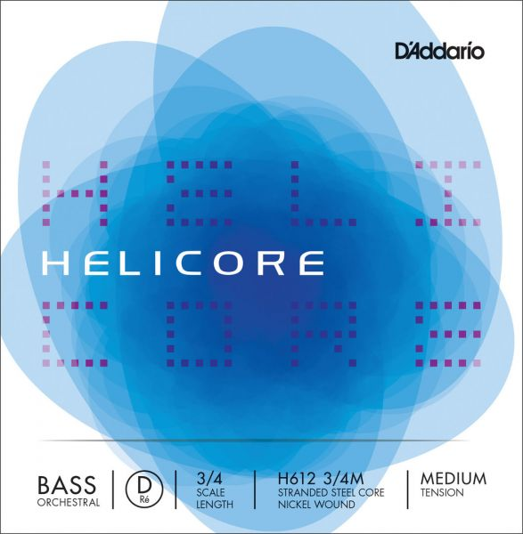 Helicore Orchestral Kontrabass D