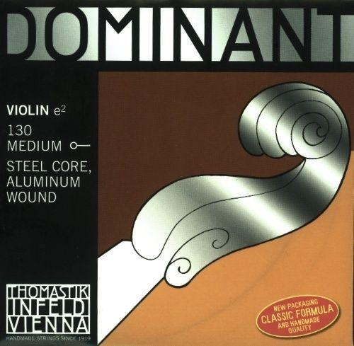 Thomastik Dominant Violine Satz mit E Alu