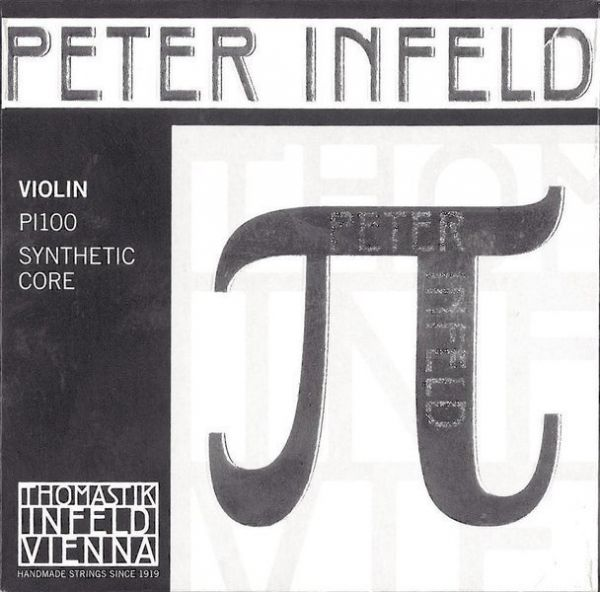Thomastik Peter Infeld D-Silber Violinen Saite