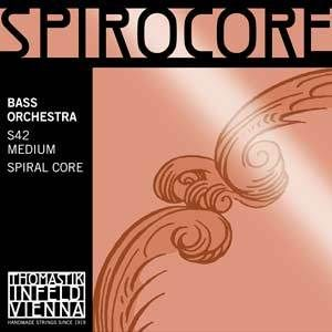 Thomastik Spirocore Kontrabass 4/4 Orchestra D Saite