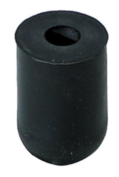 Stachelgummi schwarz