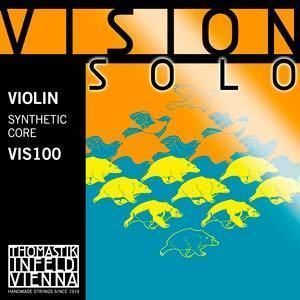 Thomastik Vision Solo Violine Satz mit D Silber