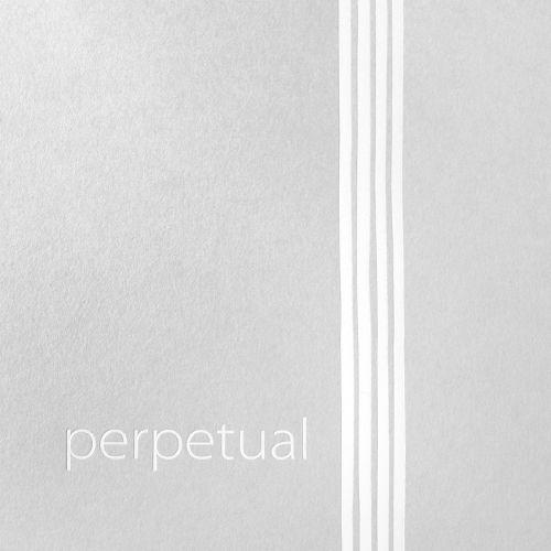 Pirastro Perpetual Geigen G Saite Kunststoff/Silber