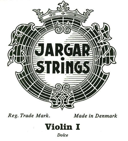 Jargar Violine D Saite Chromstahl