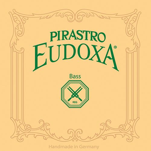 Kontrabass Eudoxa C Hohe Solo Orchestra Darm/Alu
