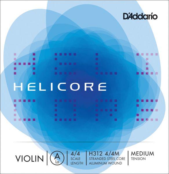 D'Addario Helicore Violinen A Saite