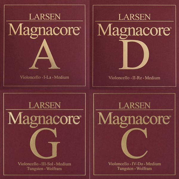 Larsen Magnacore Violoncello Saiten Satz