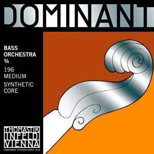 Thomastik Dominant Kontrabass Orchestra Satz 3/4