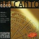 Thomastik Belcanto Gold Cello Satz BC31G