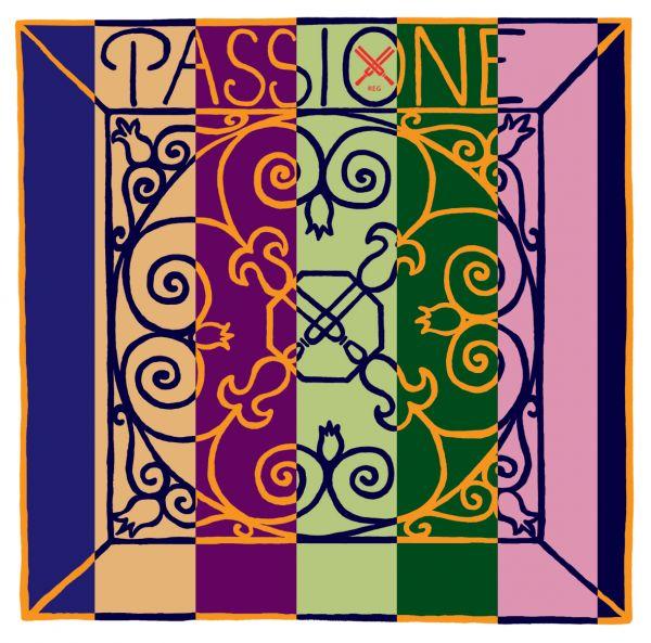 Pirastro Passione Violine E Silvery Steel
