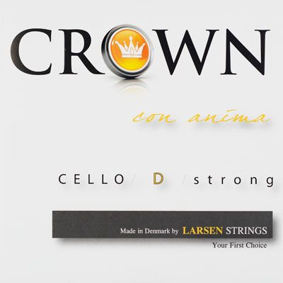 Crown Violoncello D Saite