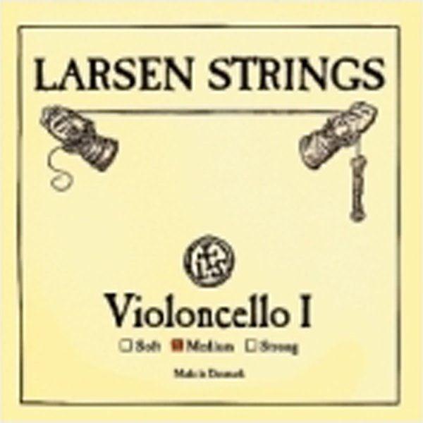 Larsen Violoncello Saiten Satz 3/4-1/8