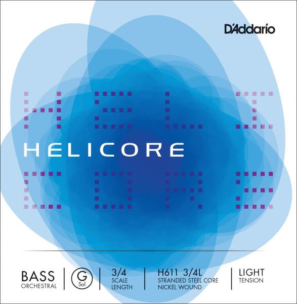 Helicore Orchestral Kontrabass G