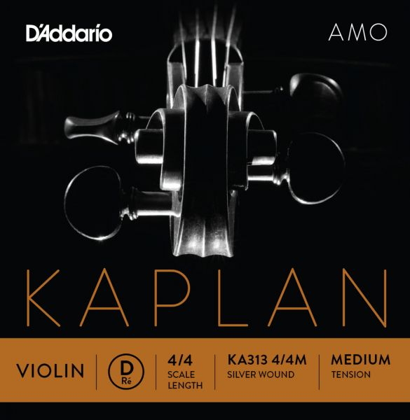 D'Addario Kaplan Amo Geigen D Saite