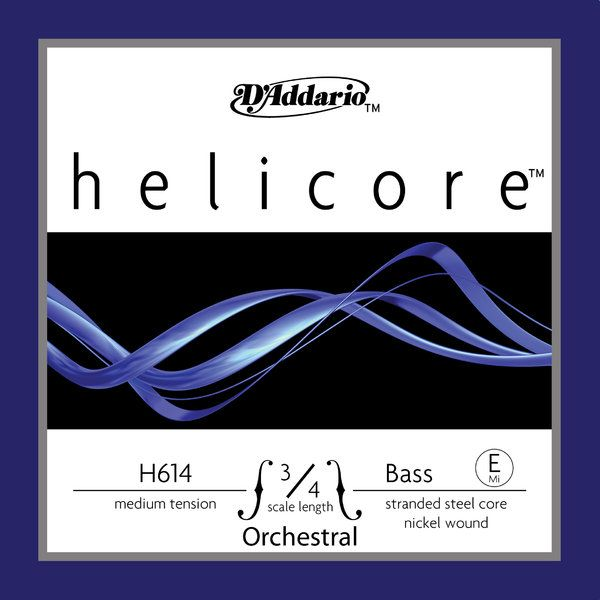 Helicore Orchestral Kontrabass E