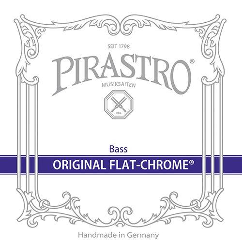 Kontrabass Original Flat-Chrome D Orchestra