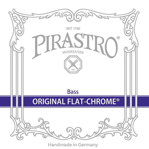 Kontrabass Original Flat-Chrome A Orchestra