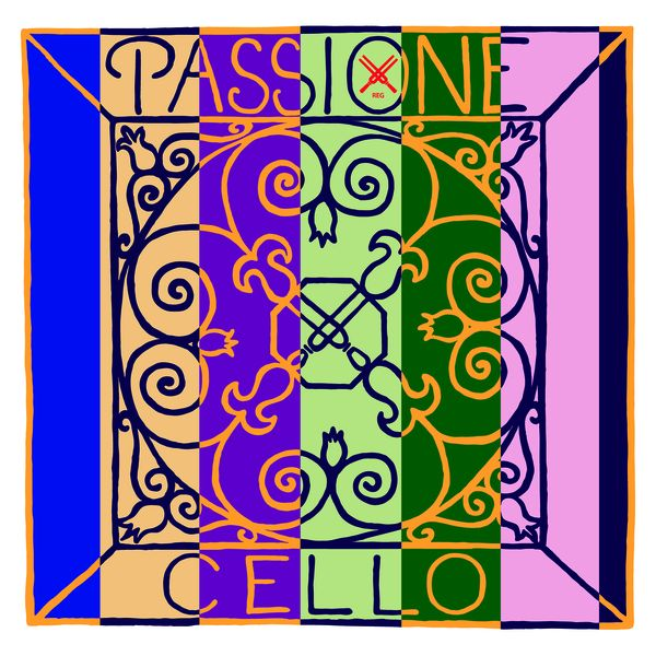 Pirastro Passione Violoncello A Saite