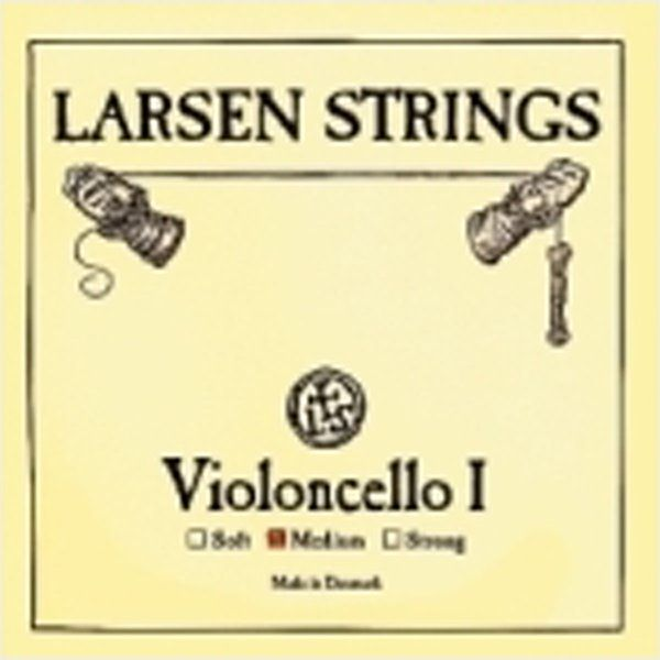 Larsen Violoncello D Saite 3/4-1/8