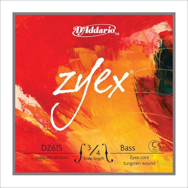 D'Addario Zyex C-Ext. Kontrabasssaite