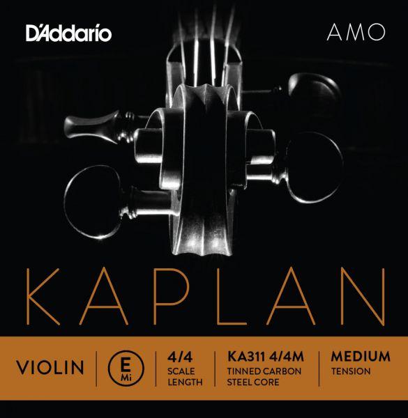 D'Addario Kaplan Amo Geigen E Saite